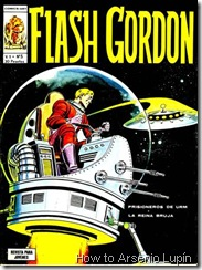P00005 - Flash Gordon v1 #5