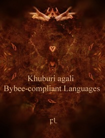 Khuburi agali - Bybee-compliant languages Cover