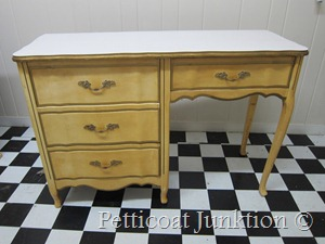 French Provincial Furniture Of This Style Was Manufactured In The 50u0027s And  60u0027s. I Remember This Furniture. I Sighed Over It As A Little Girl.