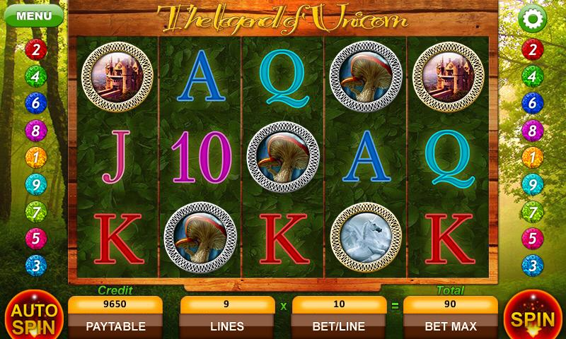 SLOTS FREE (5 SLOT MACHINES) - screenshot