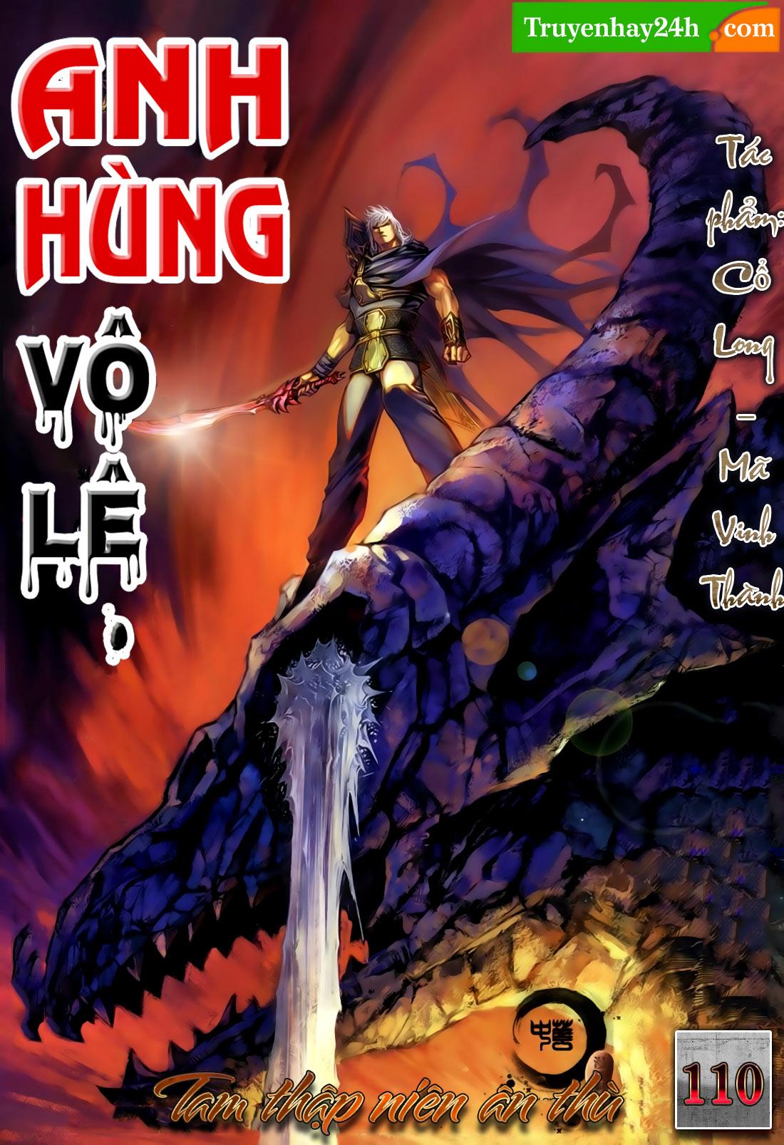 Anh Hùng Vô Lệ Chap 111