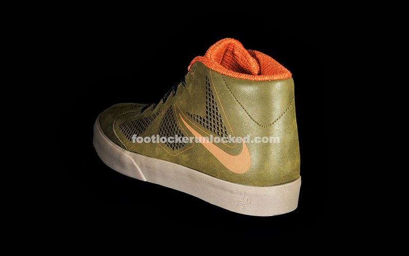 5179a59a1f0d8b ... Sneaker Steal Nike LeBron X NSW Lifestyle 8220Dark Loden8221 for 80 ...
