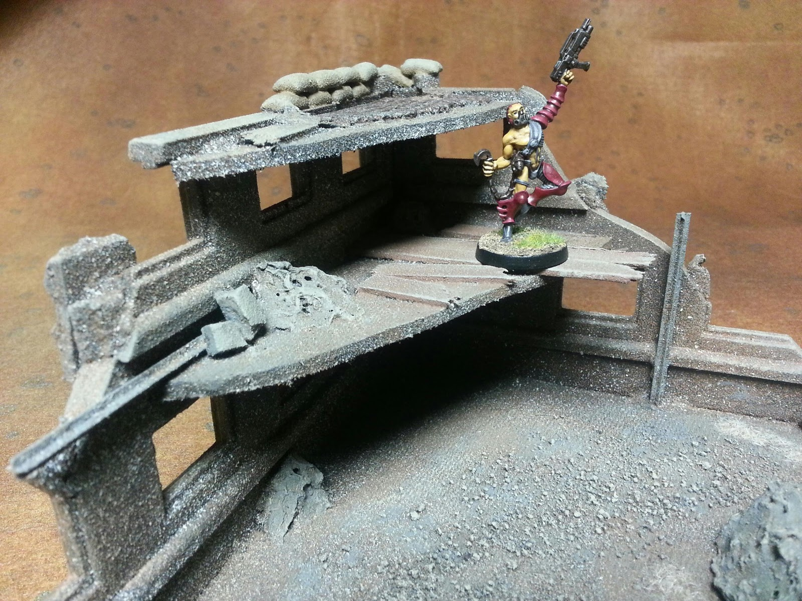 Terrain: From the Auction Bench to the Battlefield – Chicago