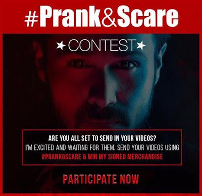 Come on guys Send in more pranks for the Raaz Reboot PrankAndScare contest