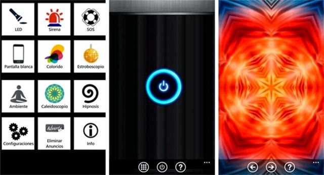 Linterna 7 para Windows Phone