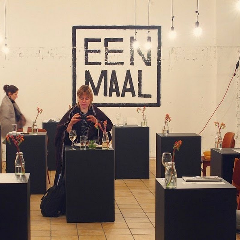 Eenmaal: The Restaurant For Single Diners