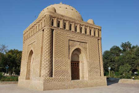 Imagini Bukhara - Mausoleul Ismail Samani