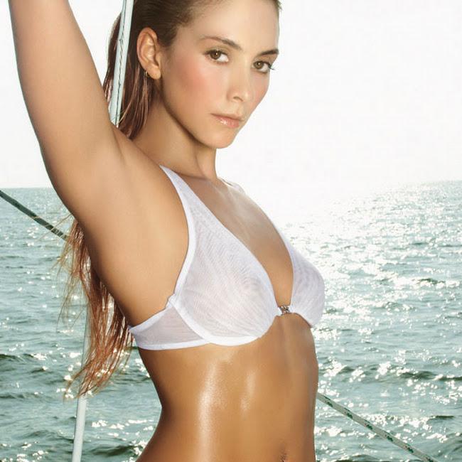 Andrea Lopez Desnuda Revista SoHo Foto 2
