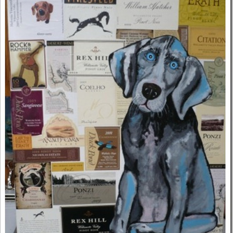 Cathy Moothart – Why Not Hang your Pet on the Wall?