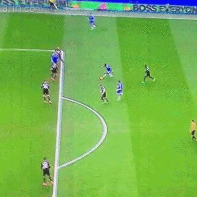 HT : Man City 00 Aston Villa Chelsea 10 Stoke RMadrid 10