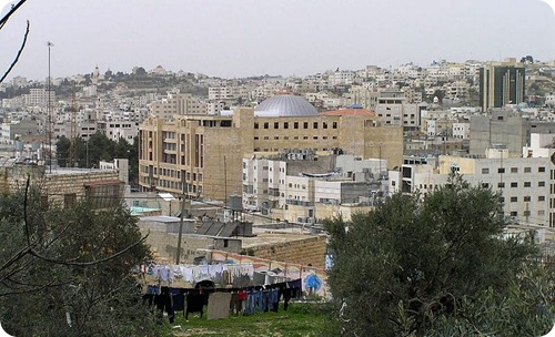 Hebron panorama