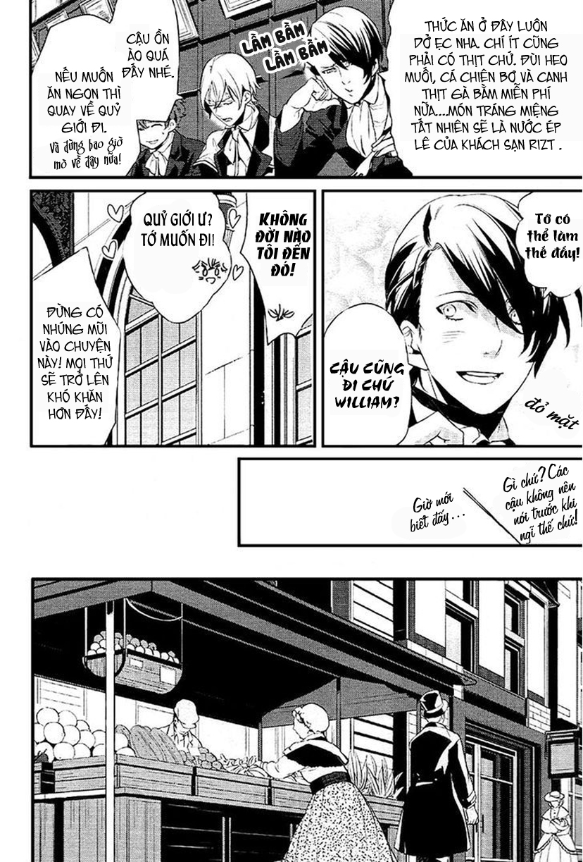 Makai Ouji: Devils and Realist Chap 027