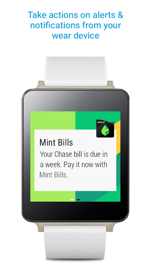 Mint Bills: Bill Pay & Money - screenshot