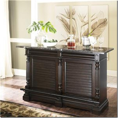 Ashley Bar Furniture Ideas | attractive home design