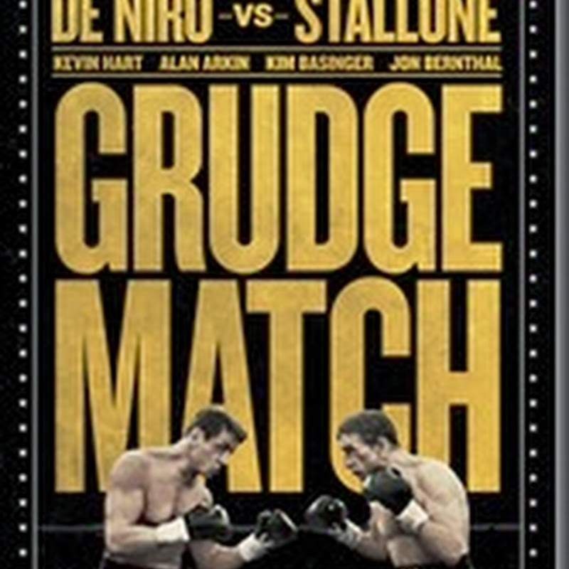 """Grudge Match"" Unveils Five Posters"