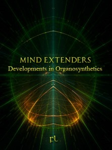 Mind Extenders - Developments in Organosynthetics Cover