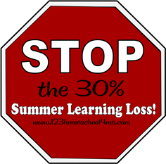 Stop the 30% Summer Learning Loss