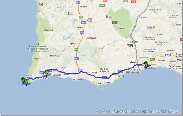 A Conocer Mundo Excursión De Un Día Al Algarve Portugal