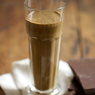 The #CleanGreen Chocolate Peanut Butter Monster Recipe
