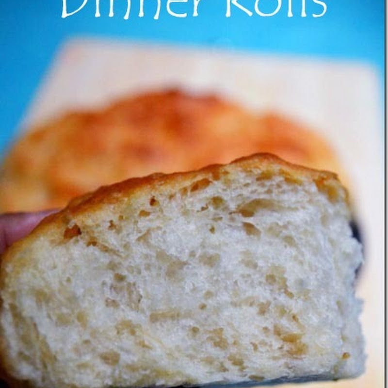 Dinner Rolls | Eggless Pav Recipe