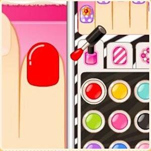 Game Nail Makeup Studio APK
