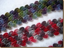 crochet shawl one