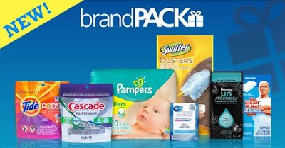 Want to try before you buy Order your new PG brandPACK products today: brandPACK