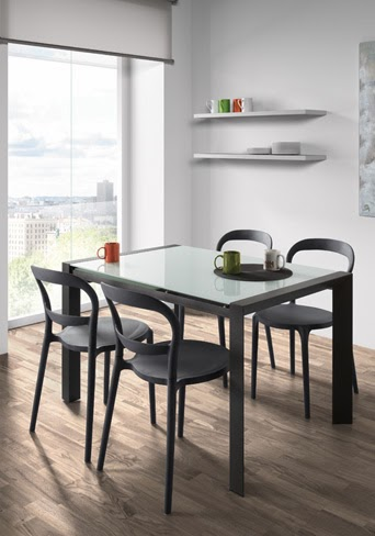 mesas extensibles para el comedor mesa arena de kibuc