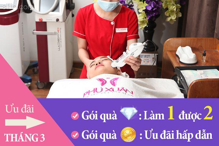 Làm Đẹp Tại Phú Xuân: Đầu Tư 1 Được 2