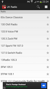 NextRadio - FM radio on your smartphone