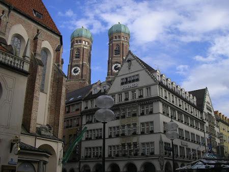 Imagini Bavaria: Frauenkirche