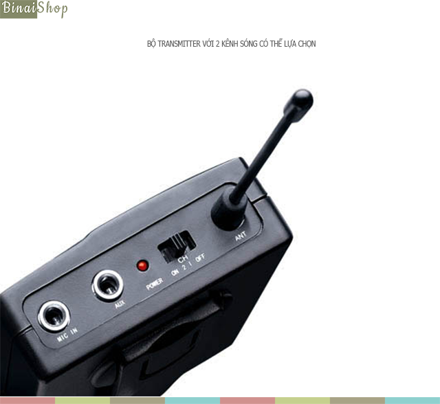 Takstar UHF-938