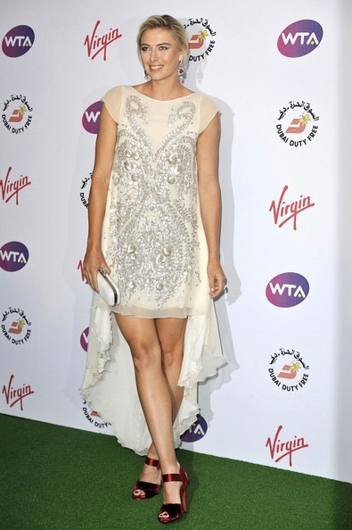 Maria Sharapova Pre Wimbledon Party