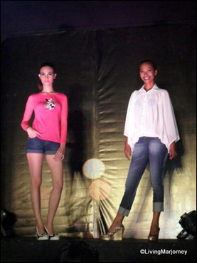 LookBook Fashion Show: Una Rosa