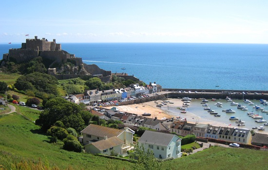 THE CHANNEL ISLAND WAY: GOREY