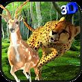African Cheetah Survival Sim 1.1 icon