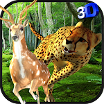 African Cheetah Survival Sim 1.1 Apk