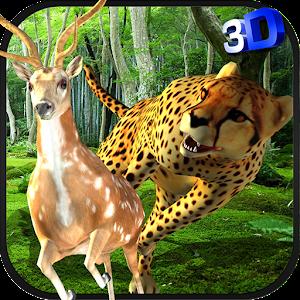 African Cheetah Survival Sim for PC and MAC