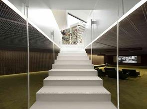 diseño de escaleras modernas interiores