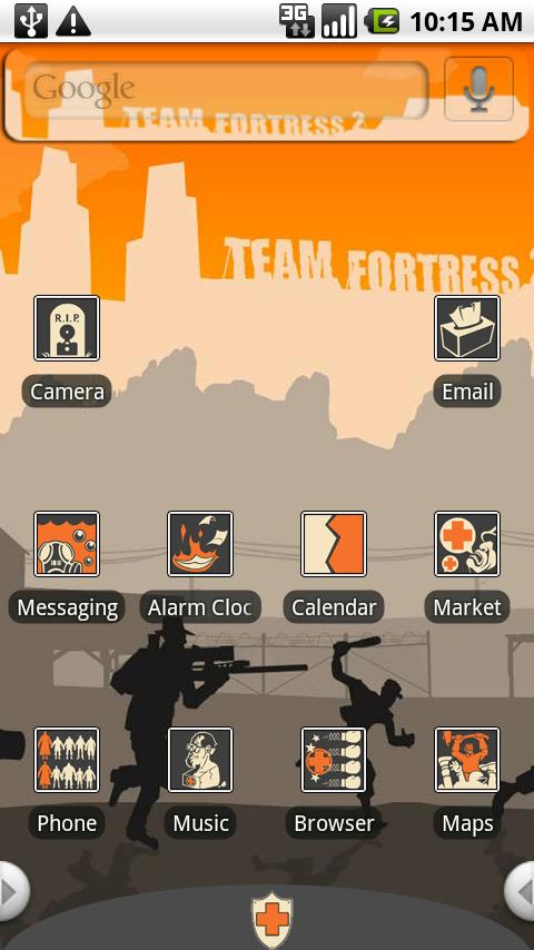[HD]Team Fortress 2 Theme - screenshot