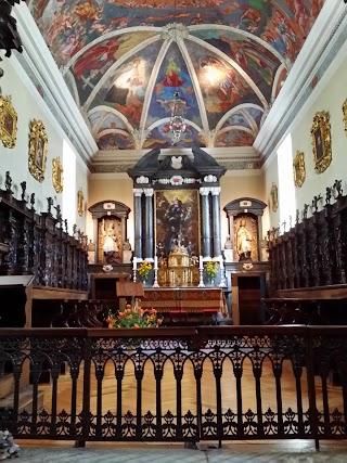 Eglise à l'Hospice du Col du Grand-St-Bernard