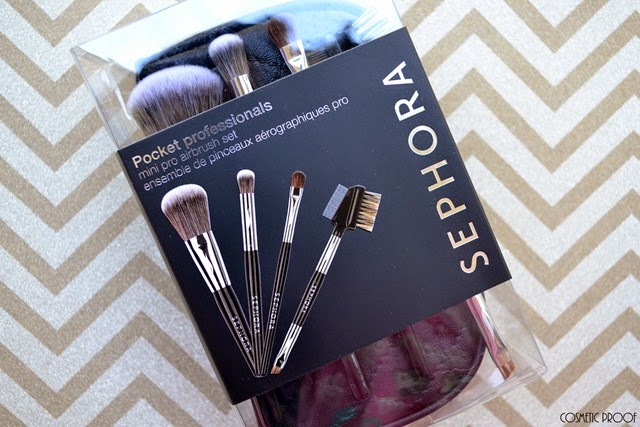 Sephora Pocket Professionals Mini Pro Airbrush Set Review