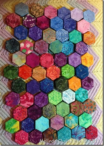 0913 Batik Hexies from Swap