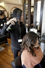 TRESemmé Singapore Hair Styling Vintage Studio Holland Village