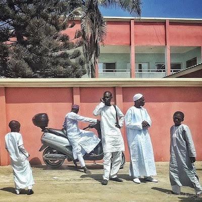 Photograph by Jane Hahn in Dakar Senegal — via Everyday Africa