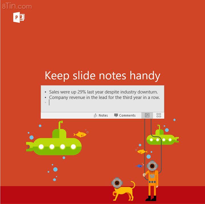 Mách nhỏ các mem dùng #PowerPoint: đừng tiếc nuối khi phải lược