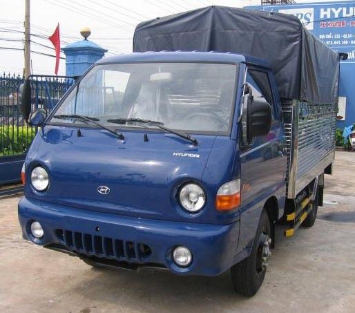 xe tải Hyundai 1 tấn đời 2008