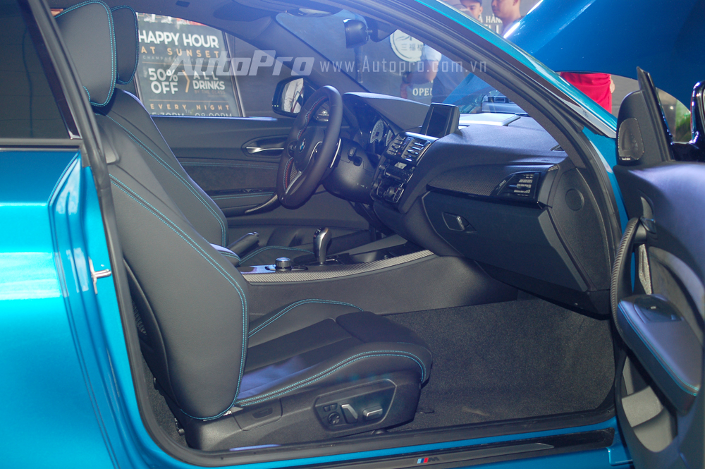 Xe BMW M2 Coupe thế hệ mới 07