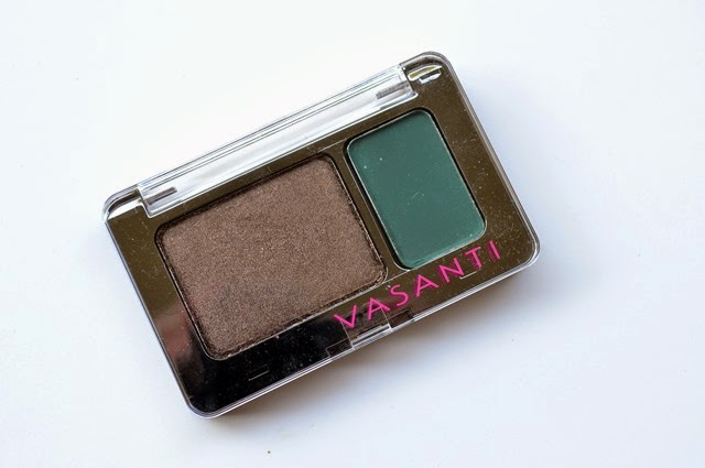 Vasanti Lake Palace Silky Eye Shadow Duo