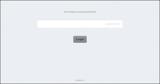 Appatic: Notepad cc: A Simple Shareable Online Notepad